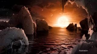 NASA's Spitzer Reveals Largest Batch of Earth-Size, Habitable-Zone Planets Around a Single Star