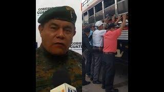 PNC inicia requisa en Cárcel 'El Infiernito'