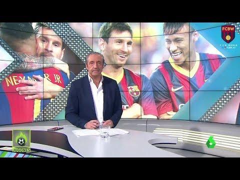 نيمار يشتاق لميسي. هل هو نادم على ترك برشلونة ؟