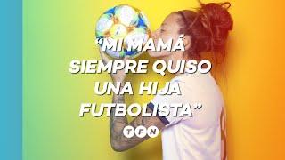 Linda Ruth Bravo y su PASIÓN por el FÚTBOL- Deportes en #TFN