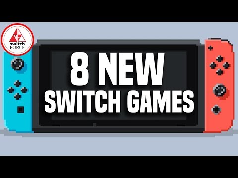 connectYoutube - 8 Promising New Switch Games JUST ANNOUNCED! And 1 Game Not Coming :(
