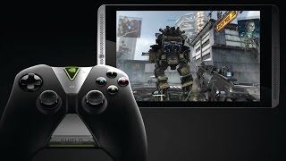 Nvidia Shield Tablet - High Performance Trailer