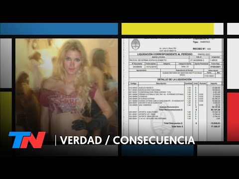 Cuánto gana la exmodelo Sofía Pacchi  como asesora de Fabiola Yañéz