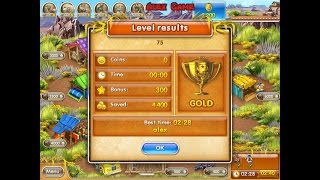 Farm Frenzy 3 American Pie (level 75) only GOLD Веселая ферма 3 Американский пирог Уровень 75 Золото