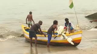 03 Jun - India's coast braces for another cyclone - ANIINDIAFILE
