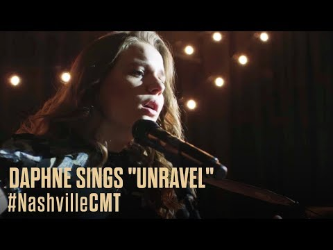 connectYoutube - NASHVILLE ON CMT | Scene Lift: Daphne Sings
