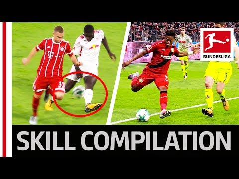 Kimmich, Bruma und co. - The best skills from Matchday 10