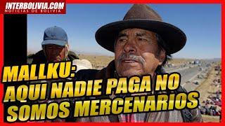???? Entrevista a Felipe Quispe 'El Mallku', comenta sobre la situación que vive el país ????