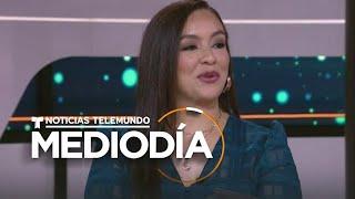 Chrístabel Chavarría se ha convertido en la imagen de 'La Voz'   Noticias Telemundo