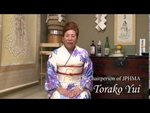 New Year Message from Torako Yui, chairperson of JPHMA