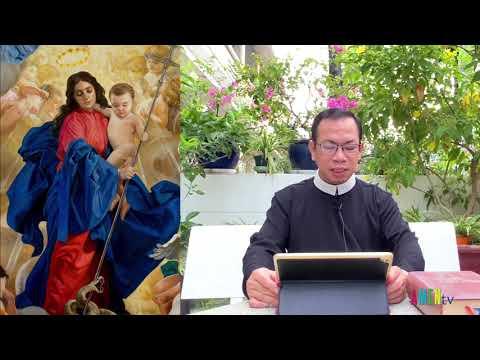 Bài 55: Biểu tượng người phụ nữ trong cuộc chiến thắng - Lm. Gioakim Hà Ngọc Phú, DCCT