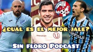¿Quién es mejor 9 | Sin Floro Podcast