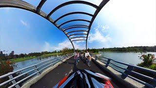 360度全景影片-山海鐵馬道