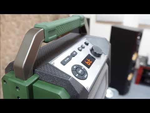 Mac Audio MRS 555, мобильная звуковая станция