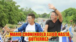 MARIO CRONENBOLD LOS DEMOCRATAS S4BEN QUE VAN A P3RDER POR ESO NO SE PRES3NTARON A LA GOBERNACIÓN..