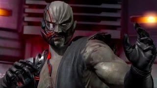 Dead or Alive 5: Last Round - Raidou Trailer #1