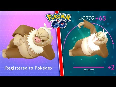 connectYoutube - EVOLVING TO THE MOST OP POKEMON IN POKEMON GO HISTORY! MAXING OUT SLAKING!