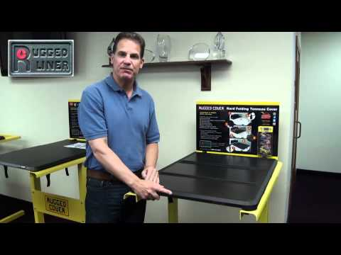 Rugged Liner Hard Folding Tonneau Cover Video