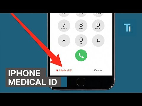 iPhone's Medical ID Feature Could Save Your Life In An Emergency