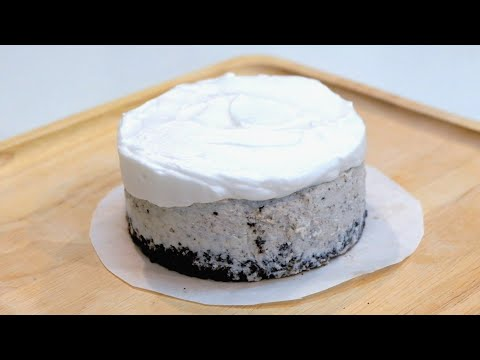 โอริโอ้ชีสเค้ก--Oreo-Cheesecak