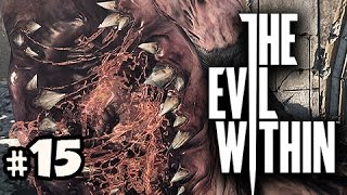 ALL FOR GLASSES - The Evil Within Gameplay Walkthrough Ep.15