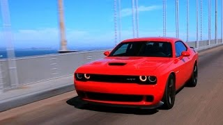 The hellacious Dodge Challenger SRT Hellcat