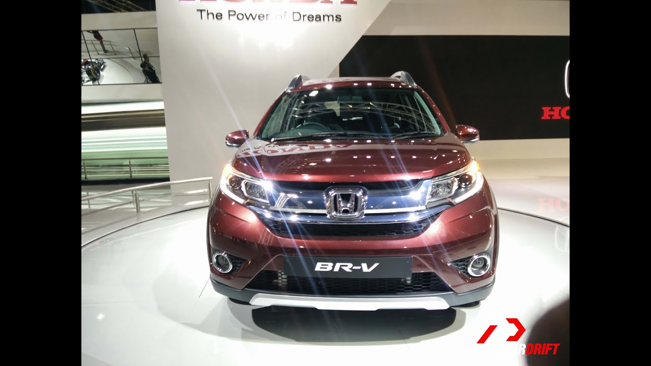 Honda BR-V & Honda Accord : First Impressions : PowerDrift