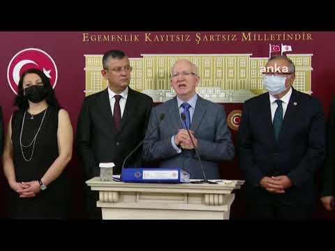 ÖZGÜR ÖZEL - İBRAHİM ÖZDEN KABOĞLU BASIN TOPLANTISI 21/06/2021