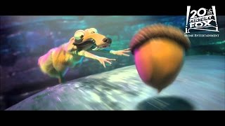 Ice Age: Continental Drift | Scrat's Continental Crack-Up | Fox Family Entertainment