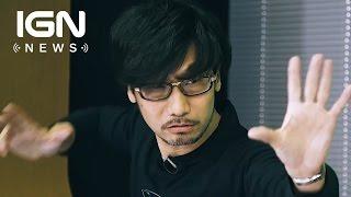 Hideo Kojima Starts Video Series on YouTube - IGN News