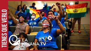 Con el triunfo del MAS en Bolivia se va a relanzar la cooperación internacional: Evo Morales