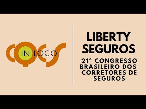 Imagem post: Liberty Seguros no 21ºCongresso Brasileiro dos Corretores de Seguros