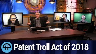 Patent Trolls Rejoice Over Proposed US Law