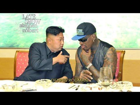 Kim Jong-Un Fires A Promposal At Trump