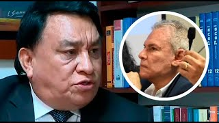 ???? José Luna Gálvez habla en exclusiva de Castañeda Lossio, Martín Bustamante y el aporte de OAS