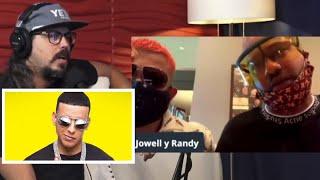 Jowell y Randy le abren concierto a Daddy Yankee y él NO LLEGA