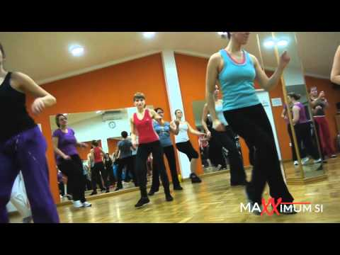 Zumba Maraton v MaxxFitu - video reportaža