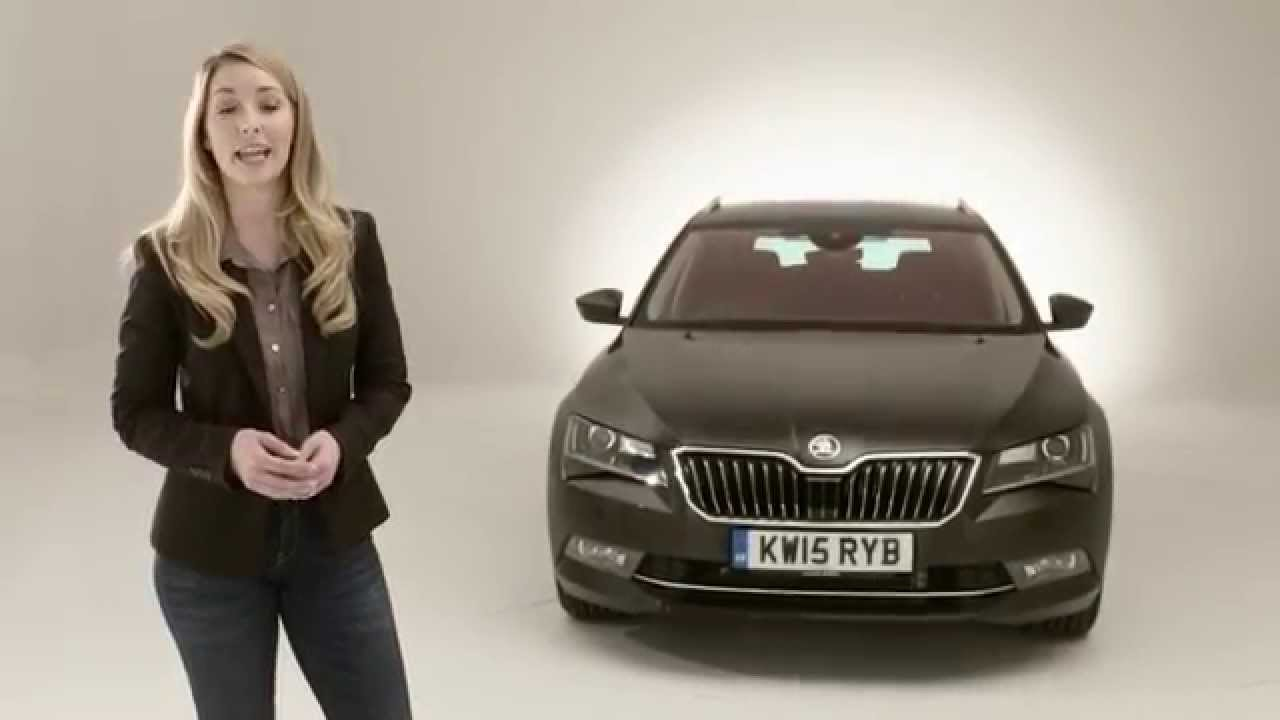 Promoted content - Skoda Superb: a striking and practical design