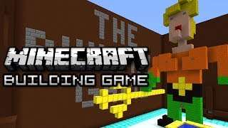 Minecraft: Building Game - SUPERHERO EDITION!