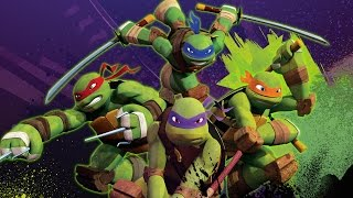 Why Ninja Turtles is Bigger Than Ever - Comic Con 2014