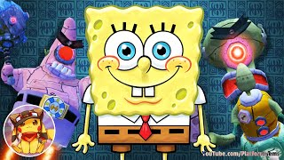 SpongeBob's Truth or Square - Full Game Walkthrough (Longplay) [1080p] No commentary