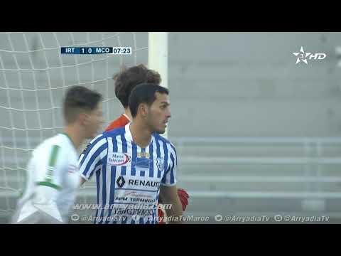اتحاد طنجة 1-1 مولودية وجدة هدف عبد المولى برابح