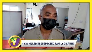 4 Year Old Killed in Suspected Family Dispute - January 11 2021
