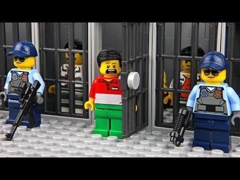 connectYoutube - Lego Prison Break - Invisible Man 3