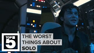Solo: What didn't work in the newest Star Wars movie