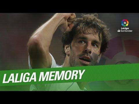 LaLiga Memory: Ruud van Nistelrooy