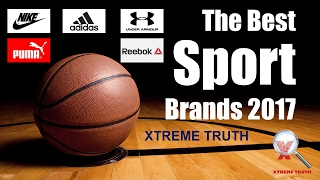 video of The Best Sport Brands 201