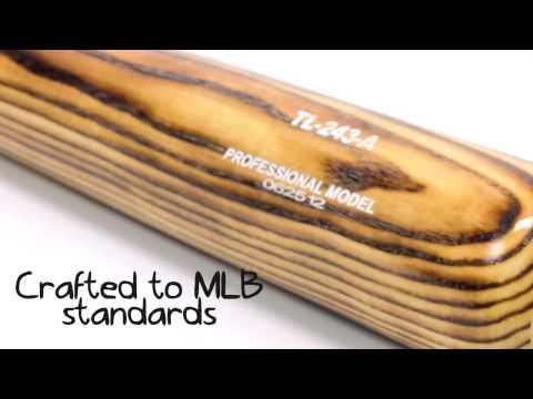 Tucci Lumber Co. Pro Select Limited Ash Wood Bat: TL243 Adult
