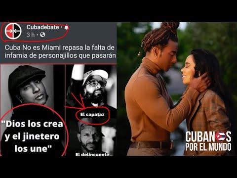 Régimen castrista ataca a Yotuel con mensajes racistas y denigrantes: lo llaman esclavo de Otaola