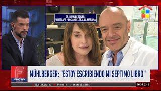 El doctor Rubén Mühlberger rompió el silencio: